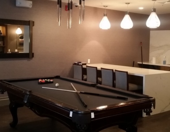 The Highlands At Westwood Sterling Relo - Westwood pool table